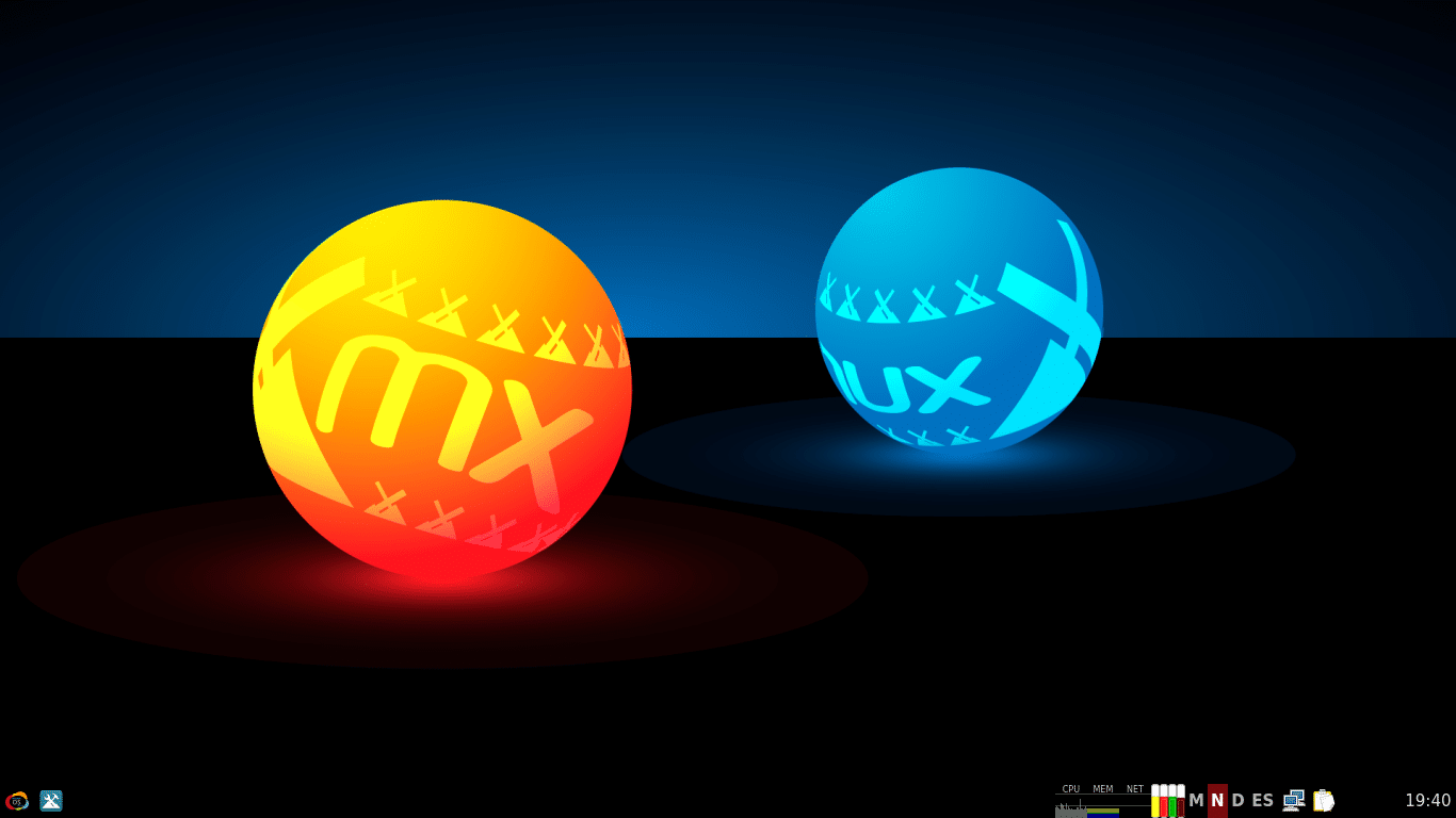 MilagrOS GNU/Linux 2.3 (3DE4) Ultimate con LXQT