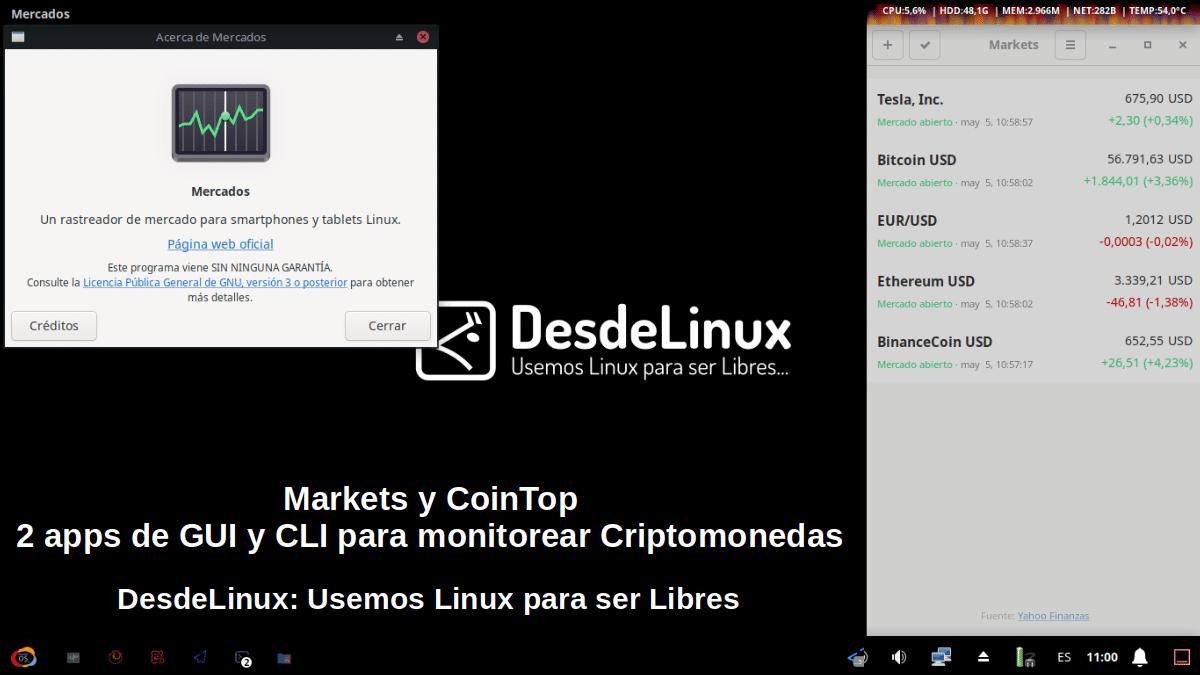 Markets: Pantallazo 2