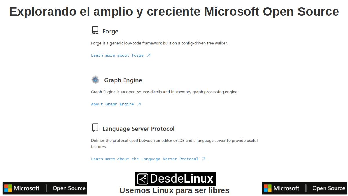 MOS-P5: Microsoft Open Source – Parte 5