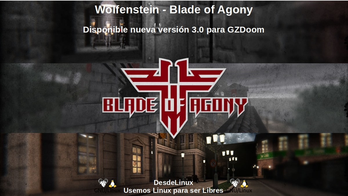 Wolfenstein - Blade of Agony: Un mod de Doom II al estilo 2da Guerra Mundial
