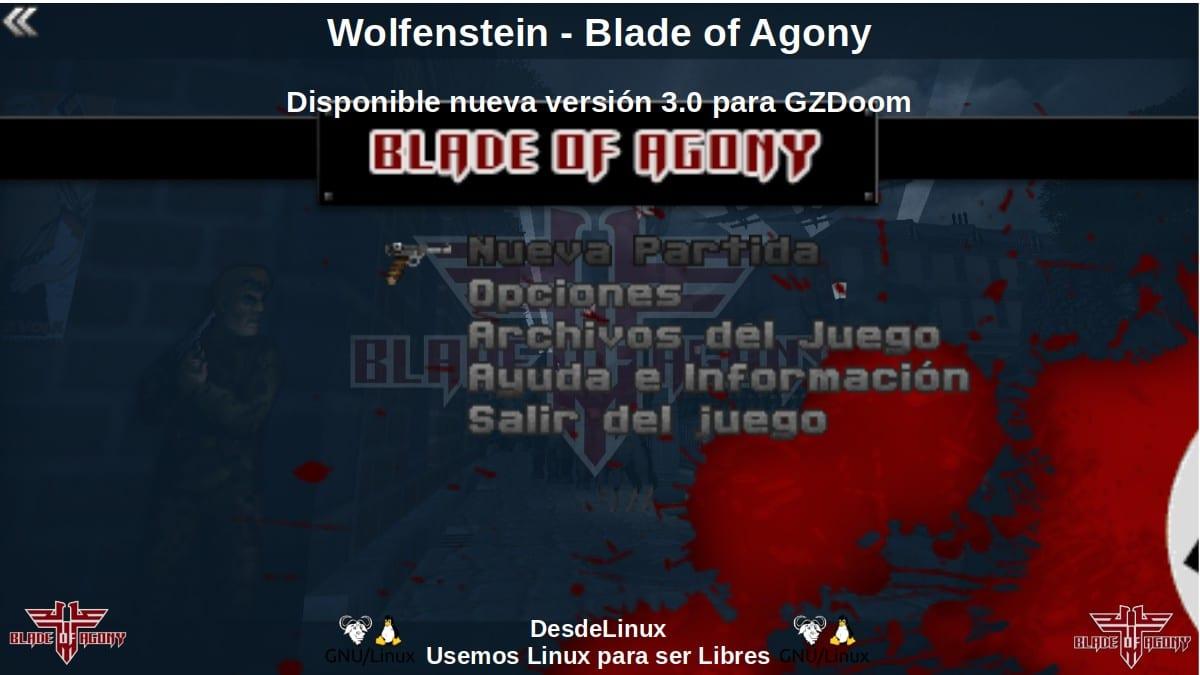 Wolfenstein - Blade of Agony: Pantallazo 1