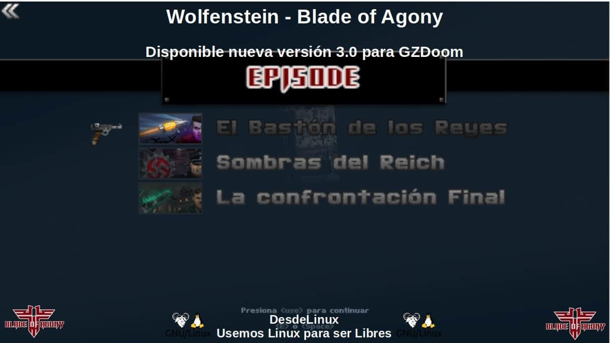 Wolfenstein - Blade of Agony: Pantallazo 2