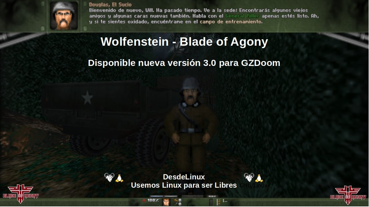 Wolfenstein - Blade of Agony: Pantallazo 4