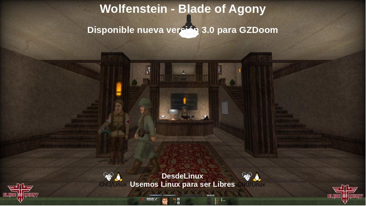 Wolfenstein - Blade of Agony: Pantallazo 5