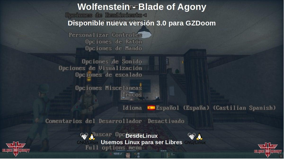 Wolfenstein - Blade of Agony: Pantallazo 6