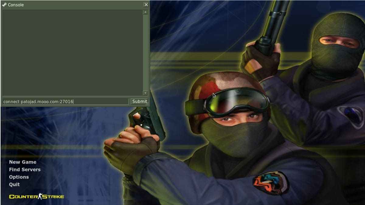 Counter Strike 1.6: Pantallazo 1