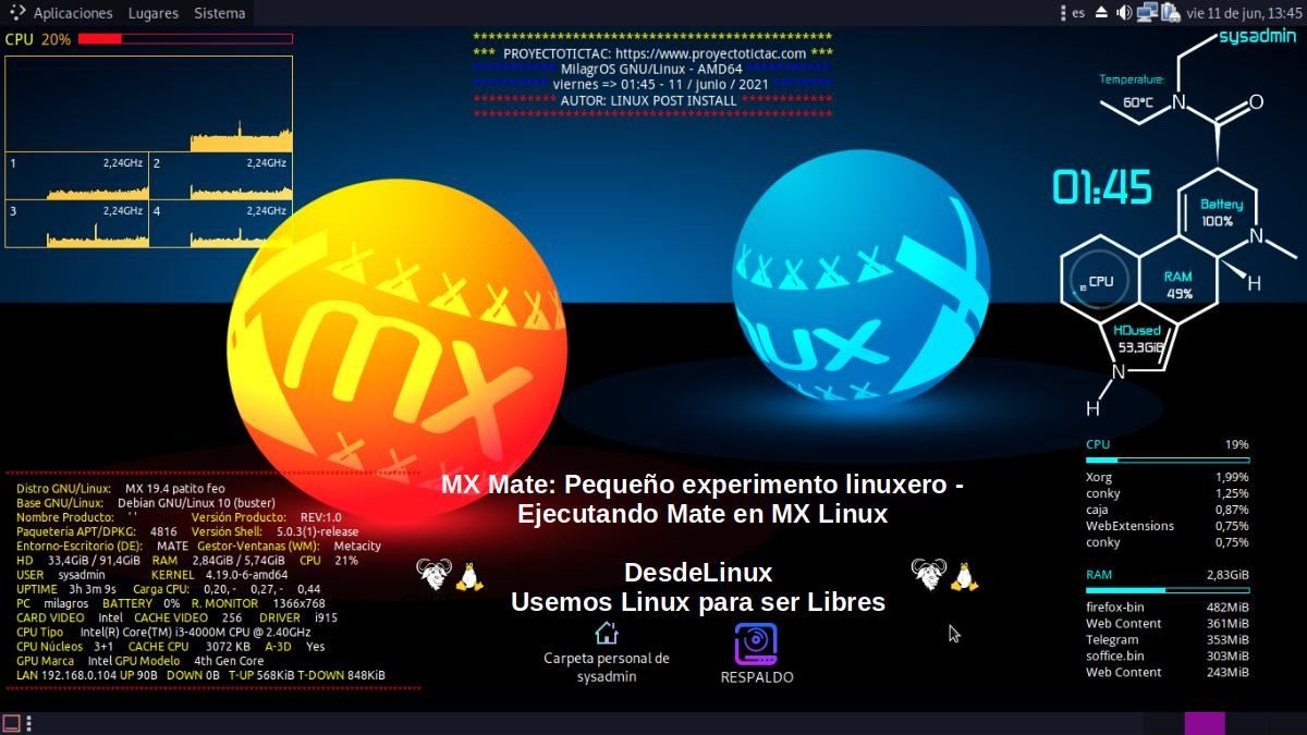 MX Mate: Pantallazo 7