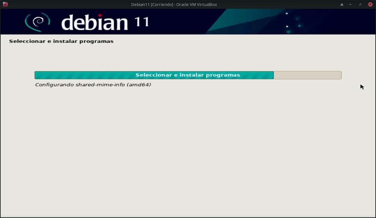 Debian 11 Bullseye: Pantallazo 24