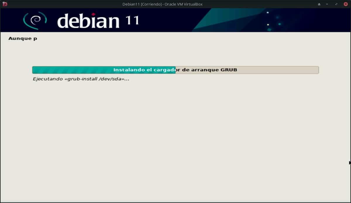 Debian 11 Bullseye: Pantallazo 27