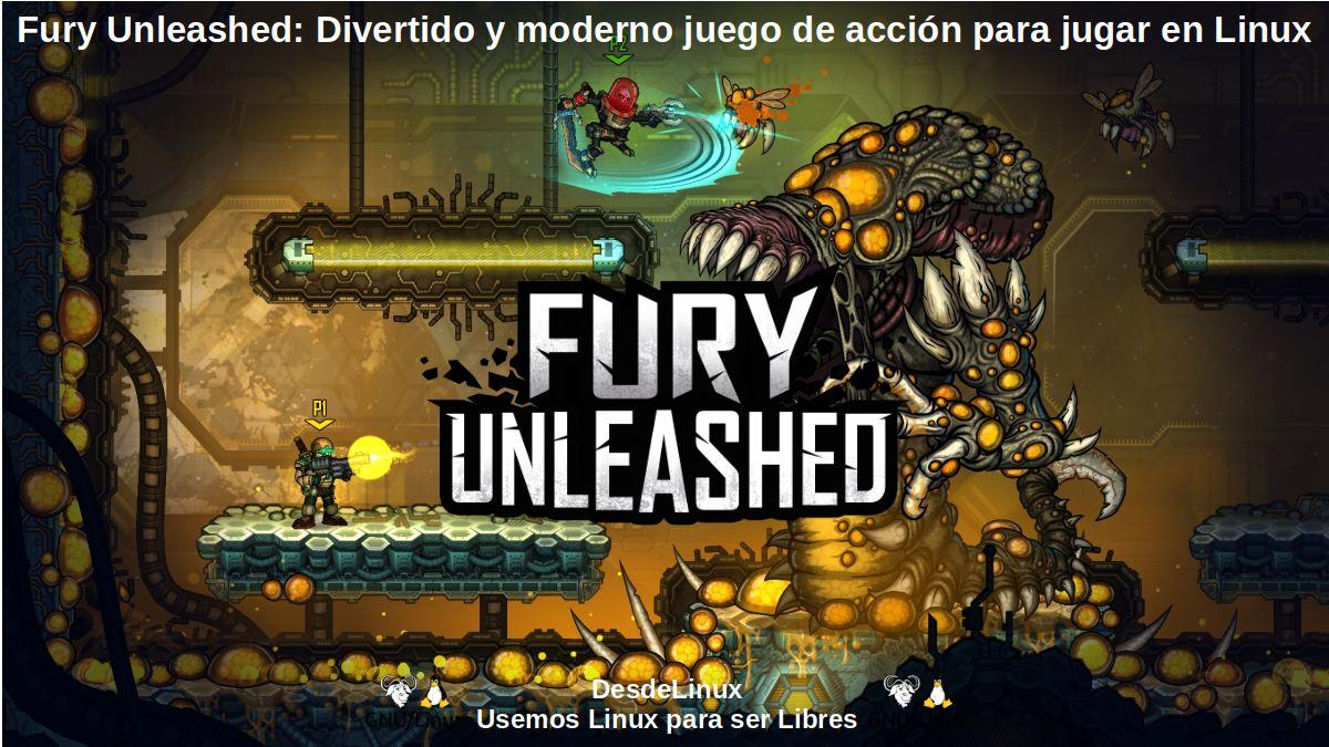 Fury Unleashed: Juego de plataformas de acción roguelita