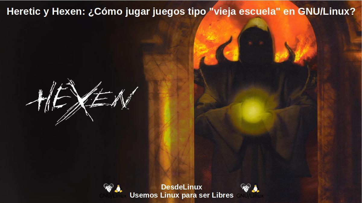 Hexen: Caratula