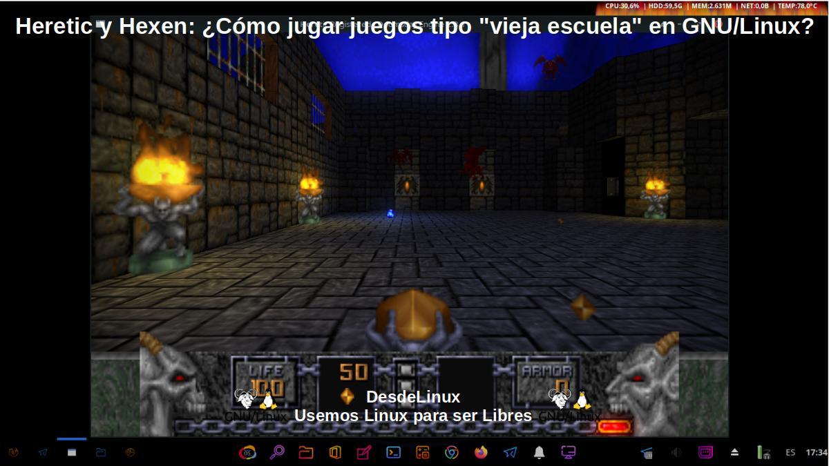Doomsday Engine: Pantallazo 4