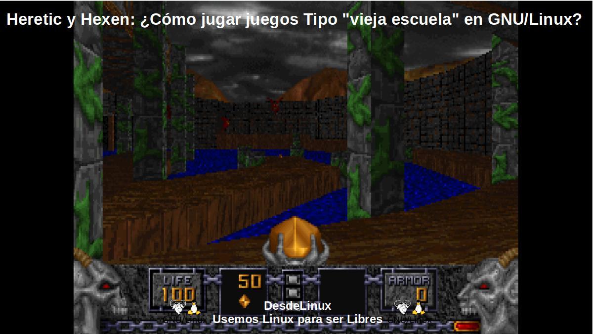Chocolate Doom: Pantallazo 3