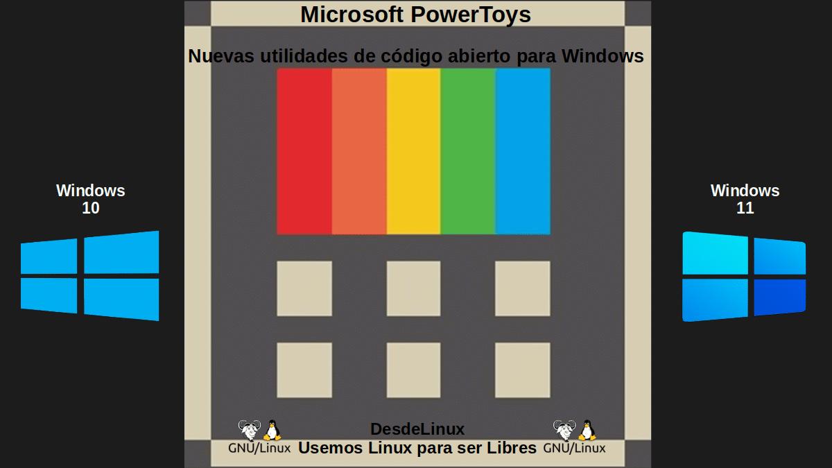 Microsoft PowerToys: Nueva versión de código abierto - 0.41.4