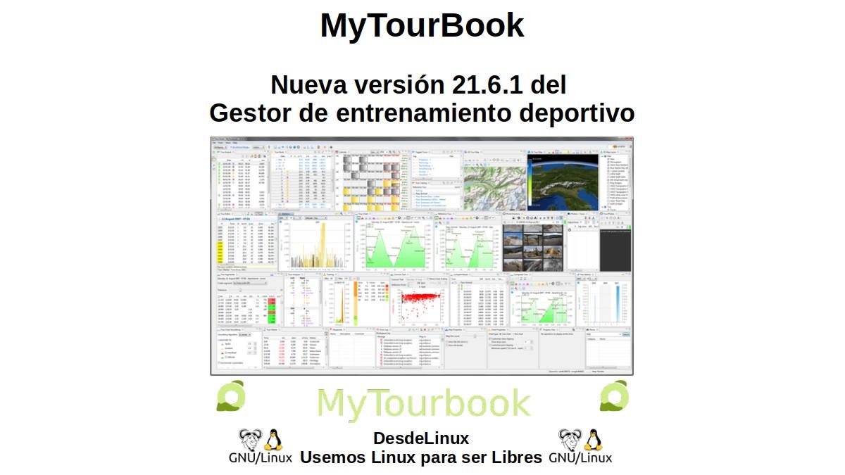 MyTourBook: Nueva versión 21.6.1 del Gestor de entrenamiento deportivo