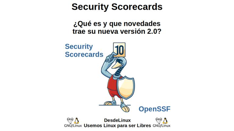 Sécherheets Scorecards: Wat ass et a wat ass nei a senger neier Versioun 2.0?