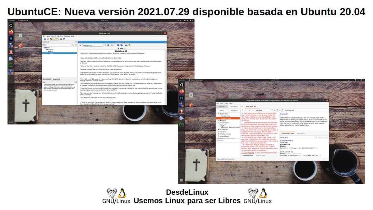 UbuntuCE: Pantallazo 2