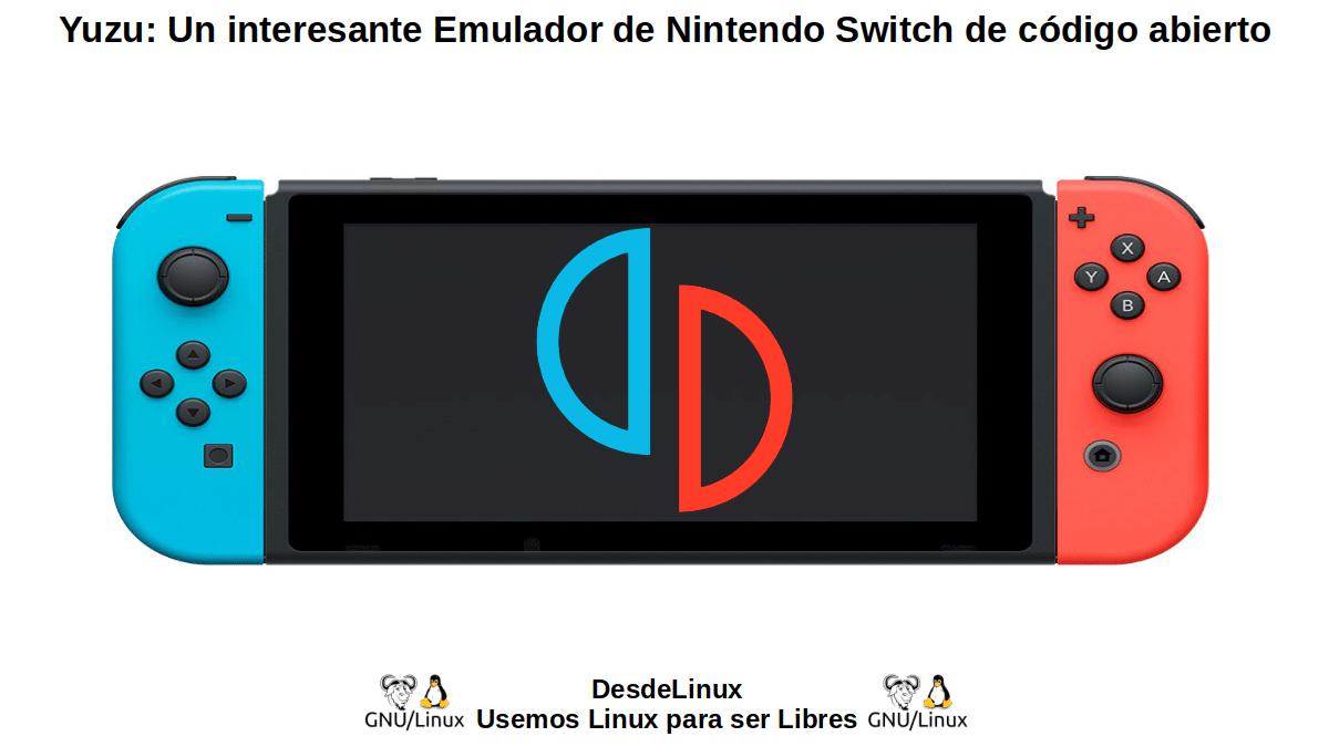 Yuzu: Emulador de Nintendo Switch