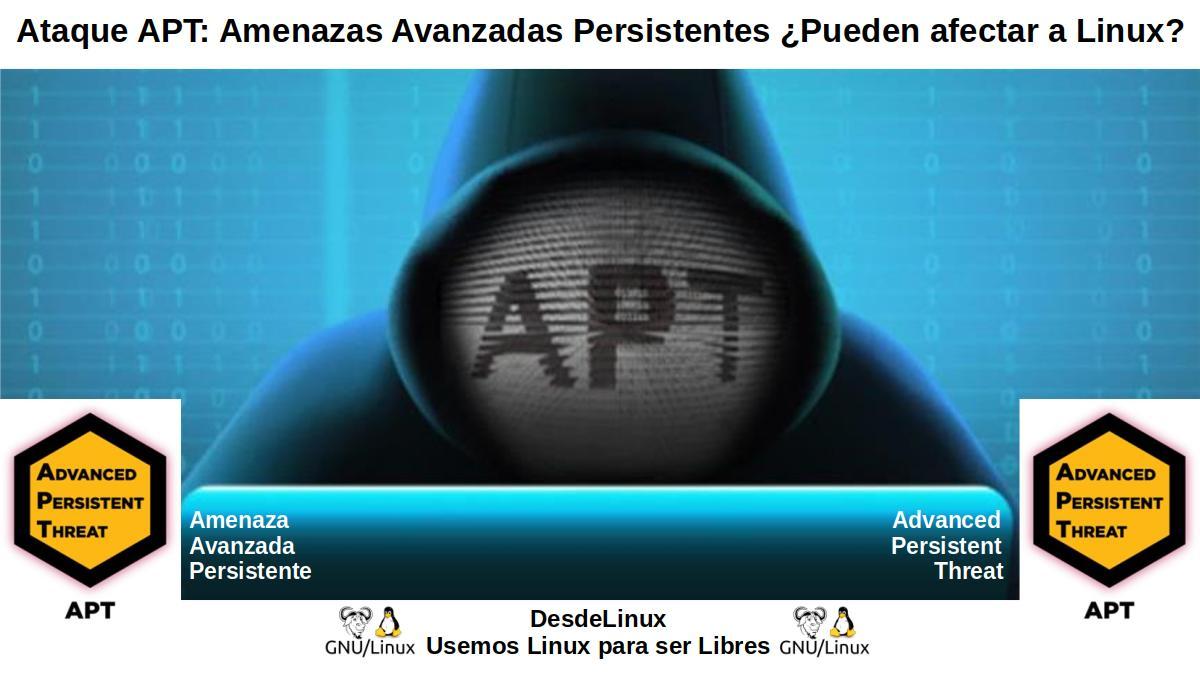Ataque APT: Amenaza Avanzada Persistente (Advanced Persistent Threat)