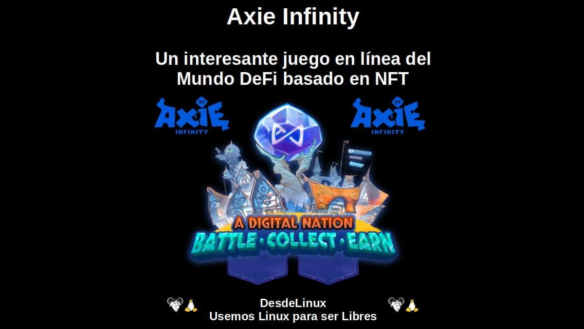 Axie Infinity: Un interesante juego en línea del Mundo DeFi basado en NFT