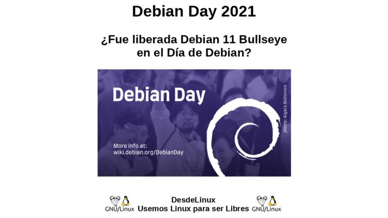 Lá Debian 2021: Ar scaoileadh Debian 11 Bullseye ar Lá Debian?