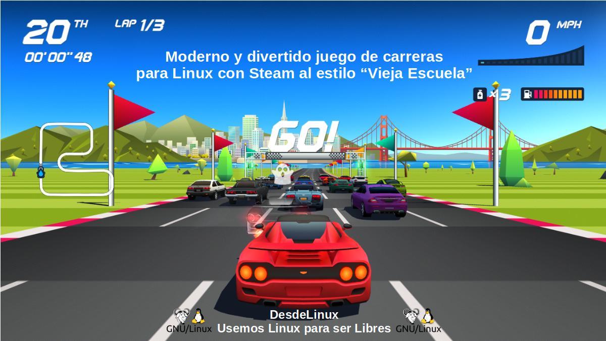 Horizon Chase Turbo: Pantallazo 10