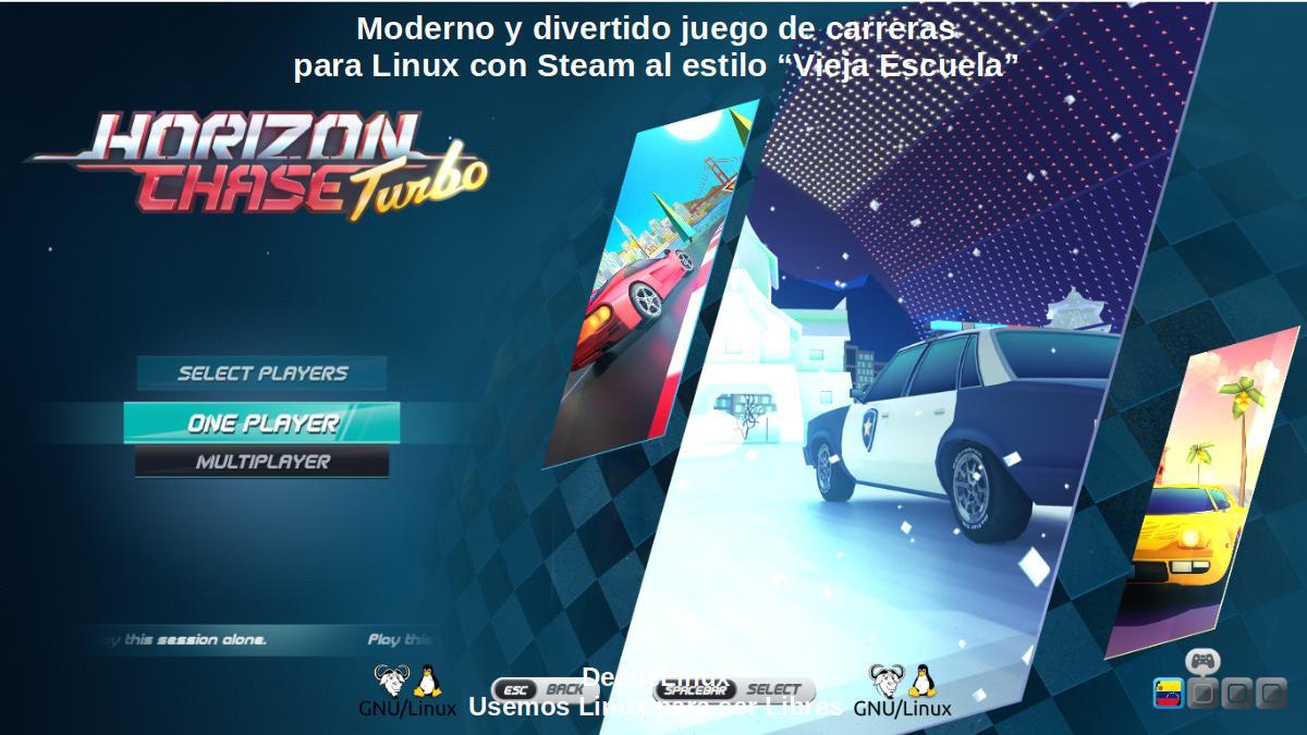 Horizon Chase Turbo: Pantallazo 4
