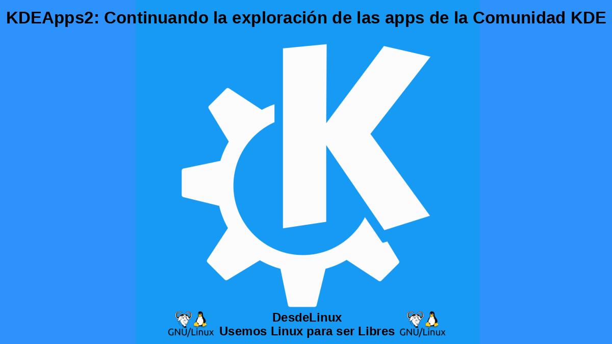 KDEApps2: Aplicaciones para la Educación