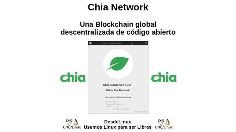Chia Network: Una Blockchain global descentralizada de código abierto