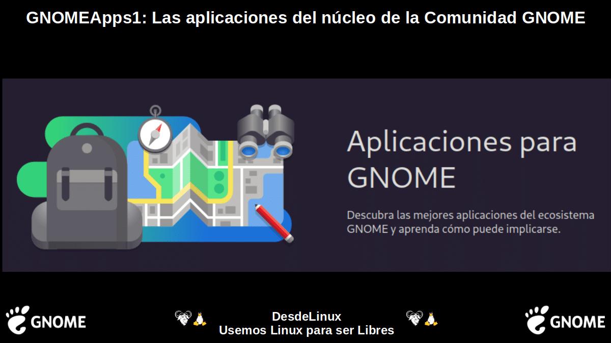 GNOMEApps1: Aplicaciones del núcleo