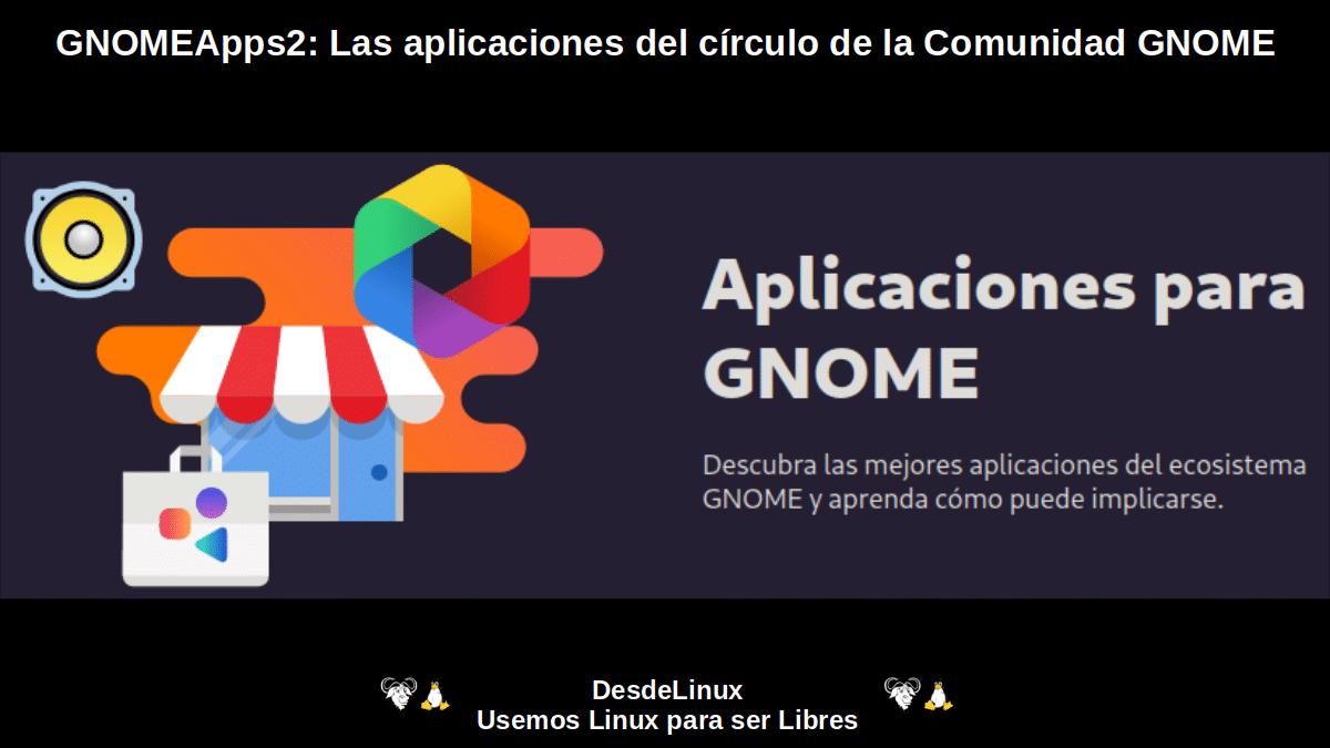 GNOMEApps2: Aplicaciones del círculo