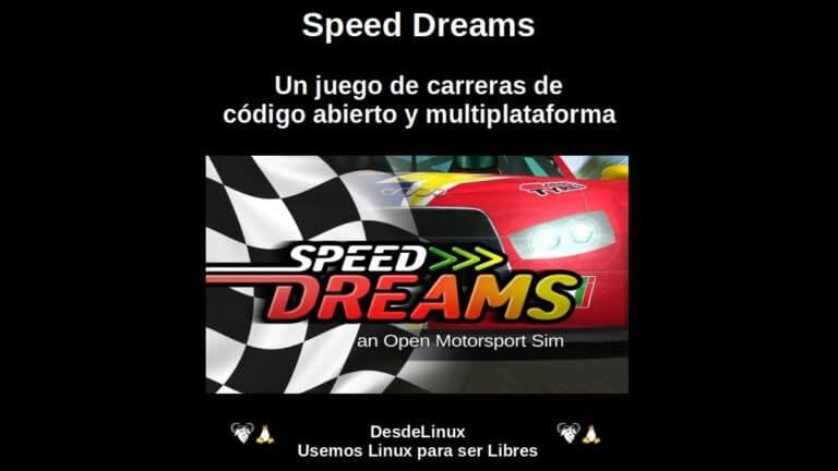 Speed Dreams: Un juego de carreras de código abierto y multiplataforma